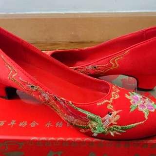 婚後物資—出門褂鞋