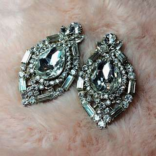 Large Statement Earring Studs