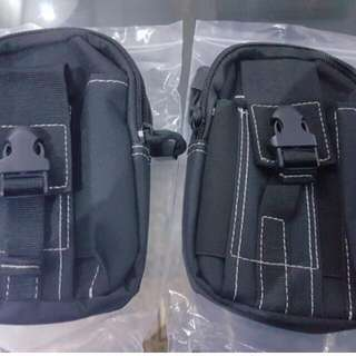 INSTOCK Tactical molle waist pouch