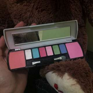 NONNA colorful romance pallete eyeshadow set
