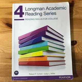 Longman Academic Reading Series 4