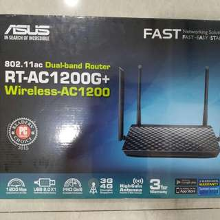 Asus RT1200 Router