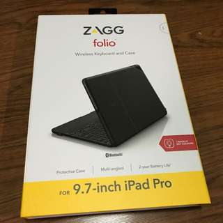IPad Pro 9.7 ZAGG Folio Keyboard