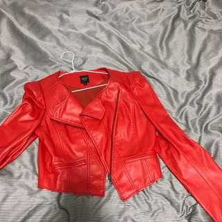 IROO紅色洋裝