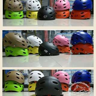 Fox Nutshell Helmet *REPLICA* Size: Medium/Large Only