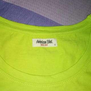american blvd ladies shirt (s)