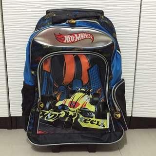 Hot Wheels Trolley Bag