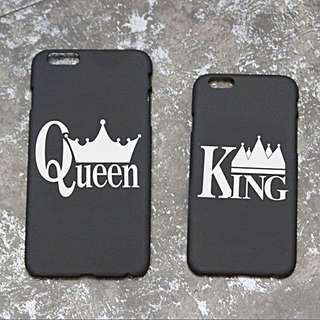 Couple iPhone Casing
