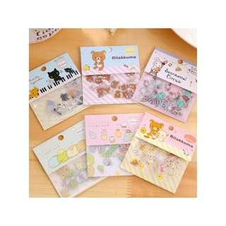 San-X Stickers (80 Pieces)