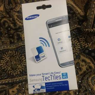 REPRICED! Samsung TecTiles Pack Of 5