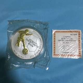 2006 FIFA World Cup Silver Coin
