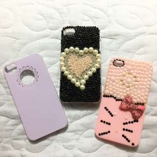 Get 3 For Only PHP85 (for iPhone 4/4s Only)