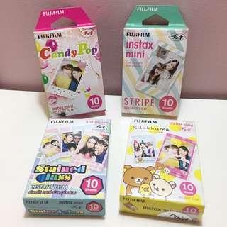 Instax Mini Film 10 Sheets