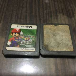 Nintendo DS Game Chips