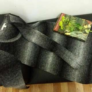 Black And Grey Sweater Collection Dress
