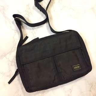 Head porter shoulder Bag 暗格仔紋 #marchsale