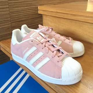 Brand New Authentic Adidas Superstar Pink