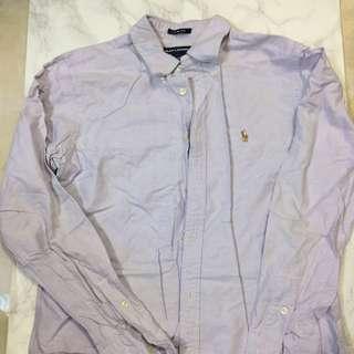 Ralph Lauren Golf Polo 紫色女裝恤衫 日本購古著