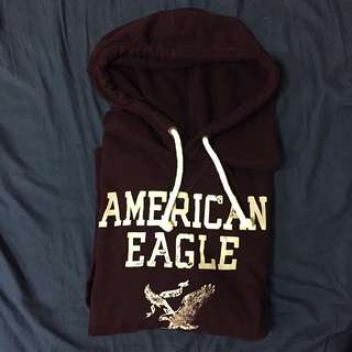 AE American Eagle Hoodie 美牌 帽踢 帽T