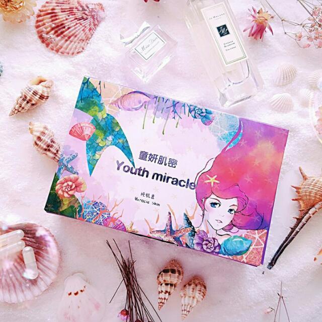 台灣製造❤童顏肌密一盒30顆,另收代理