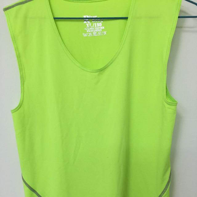 螢光健身運動服