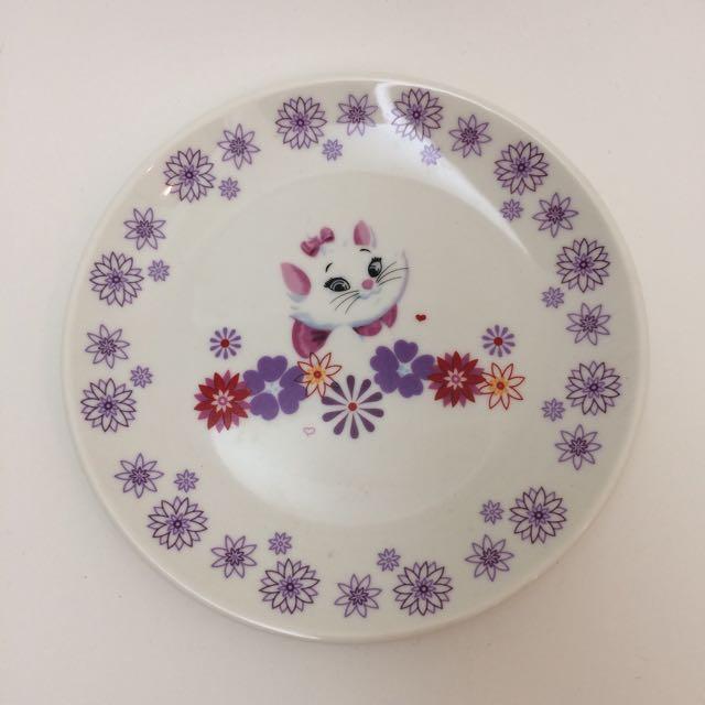 瑪莉貓 盤子