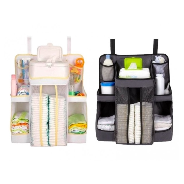 美國 Dexbaby 尿布收納袋 嬰兒用品收納袋 #運費我來出