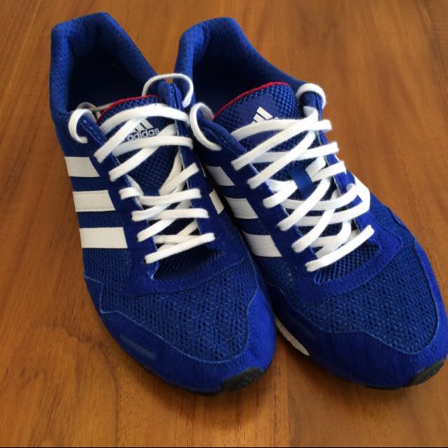 reputable site 0fe33 4ae5f Adidas Adizero Adios Boost 3 Japan Us 9.5, Sports, Sports ...