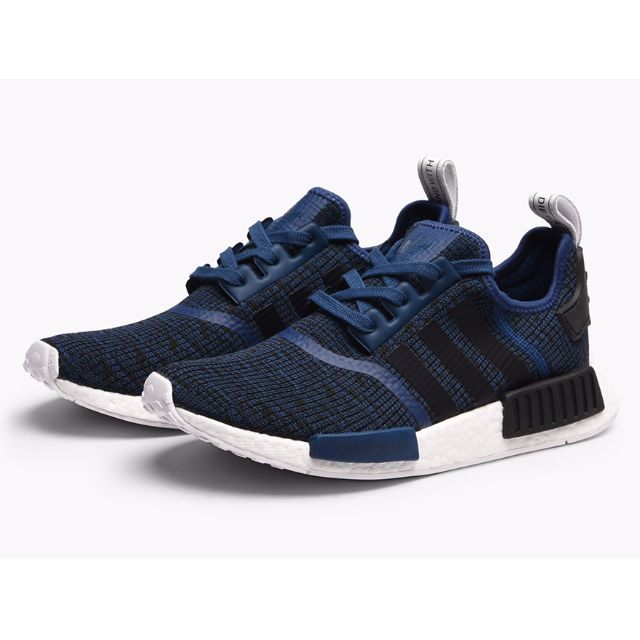 """045159d57 Adidas Nmd R1 """"Mystic Blue"""""""