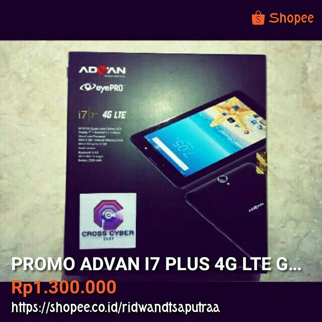 Advan I7 Plus Electronics Computers Desktops On Carousell