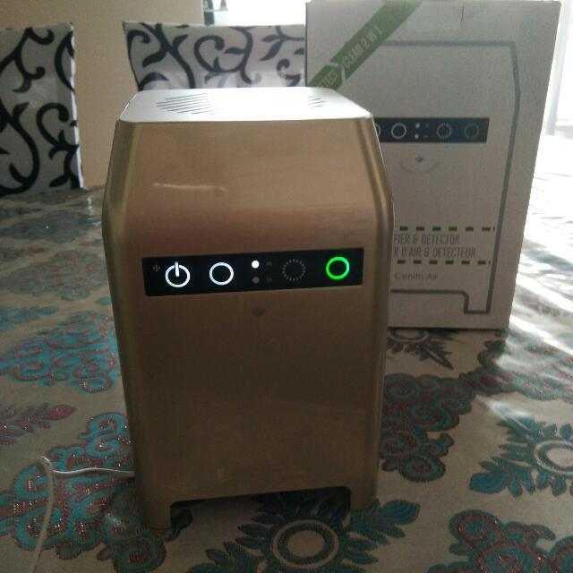 Air Purifier & Detector