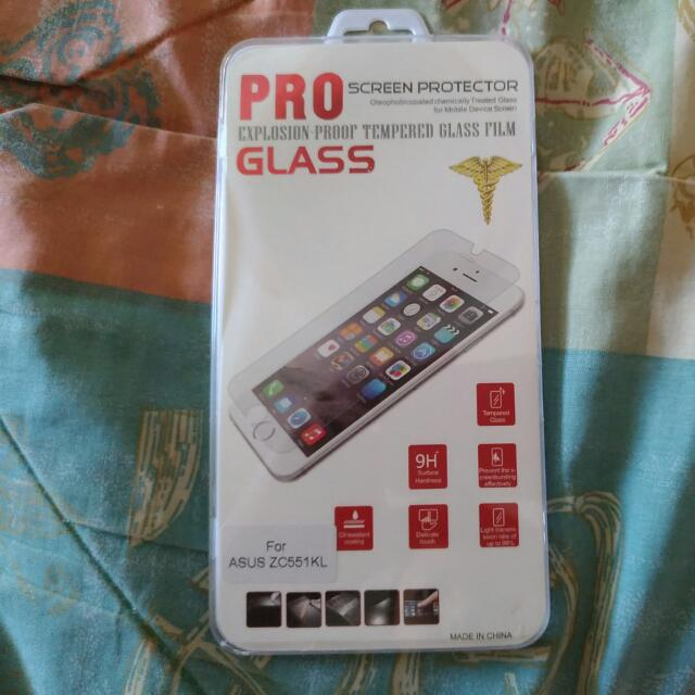 Asus ZC551KL Tempered Glass Screen Protector