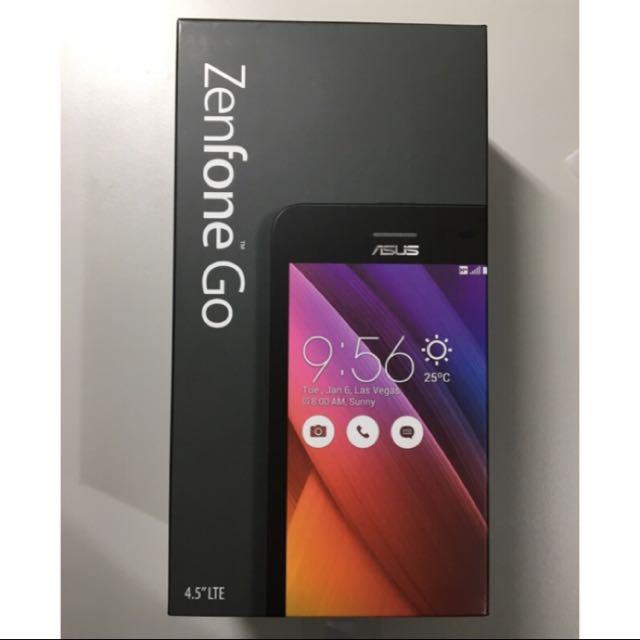 Asus Zenphone Go