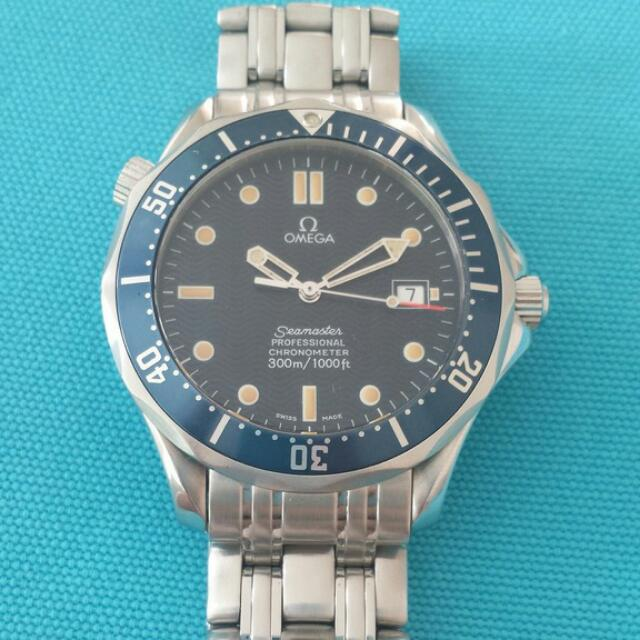 Authentic Omega Seamaster 2531.80