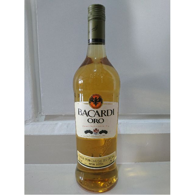 Bacardi ORO Rum