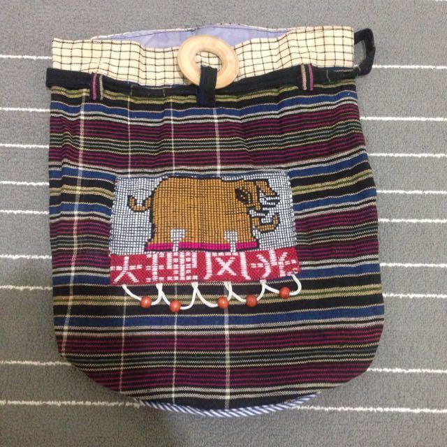 Back Bag - Elephant Totem