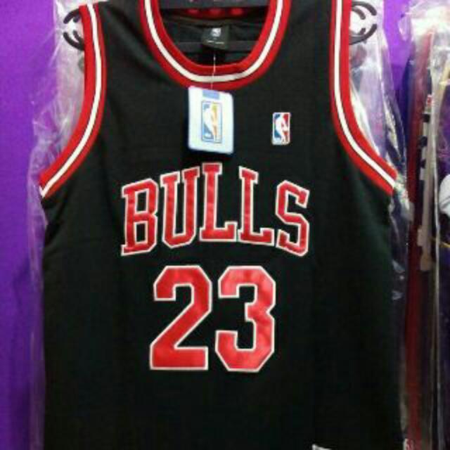 Baju Jersey Basket Chicago Bulls Jordan #23