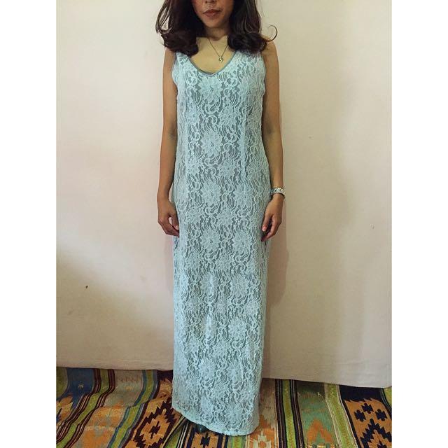BCBG Long Dress, Size S