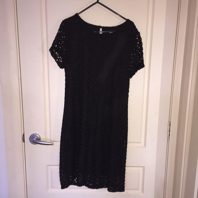 Black Dangerfield Dress