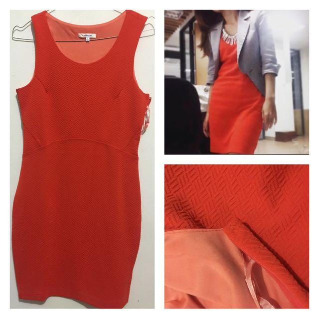 Bodycon Dress By Valley Girl