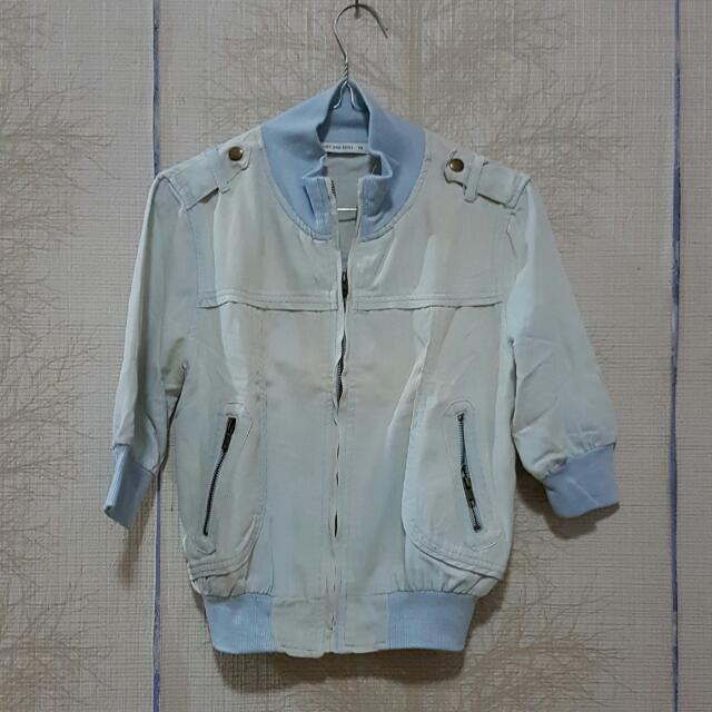 ON SALE !! BODY&SOUL DENIM JACKET