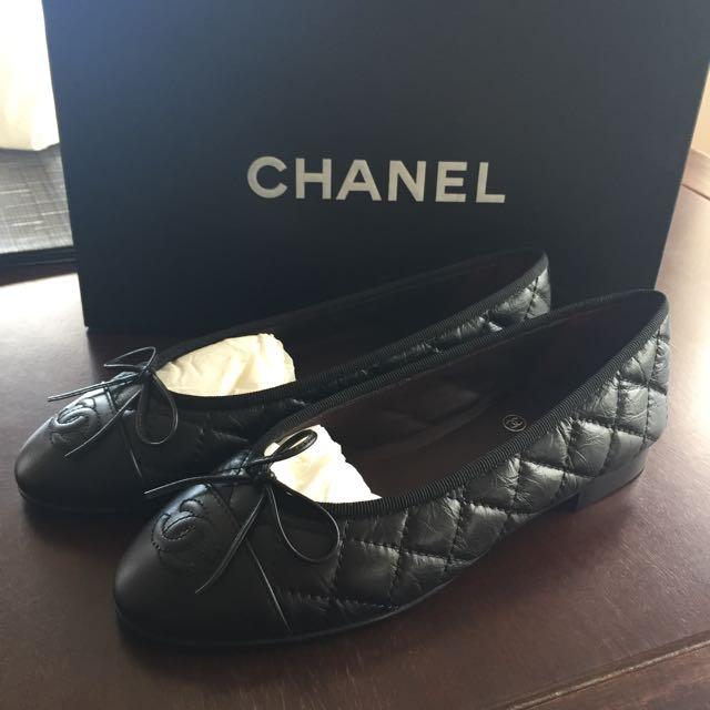 Brand New Chanel Ballet Flat