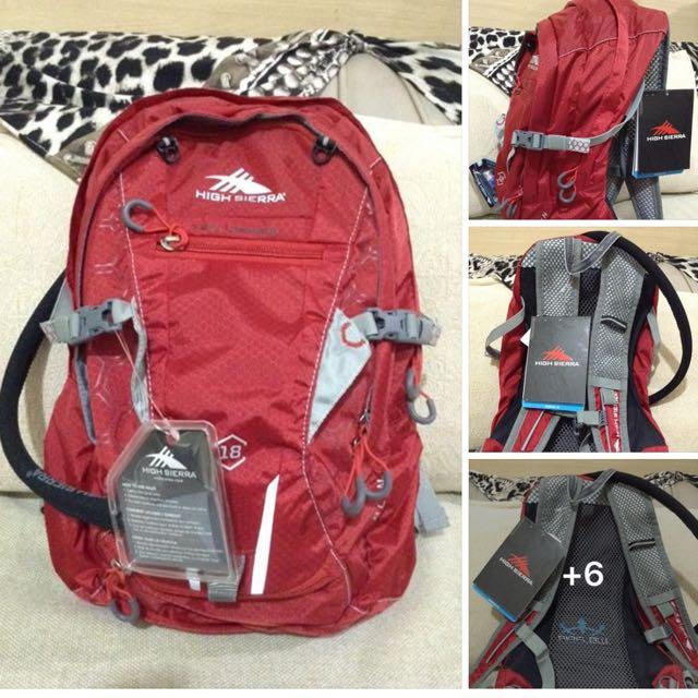 Brand New High Sierra Bag