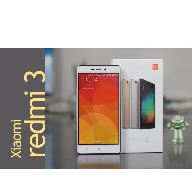 Brand New Redmi 3 16GB Slim Model and memory card supported Global ROM Play  store