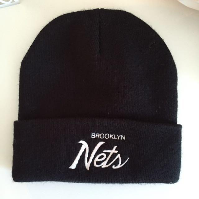 Brooklyn Nets Beanie Unisex
