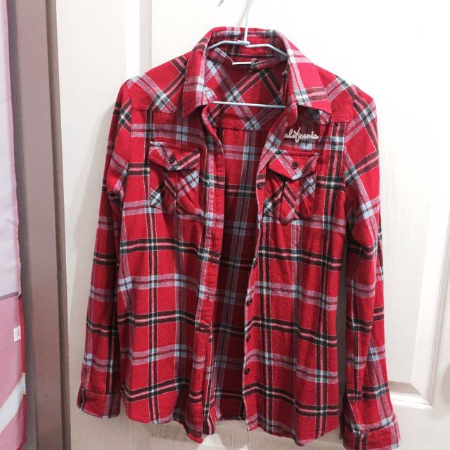Caco格子襯衫