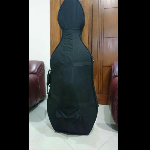 Case Cello 4/4