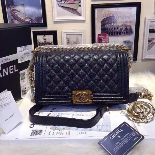 Chanel $300 Medium 26cm