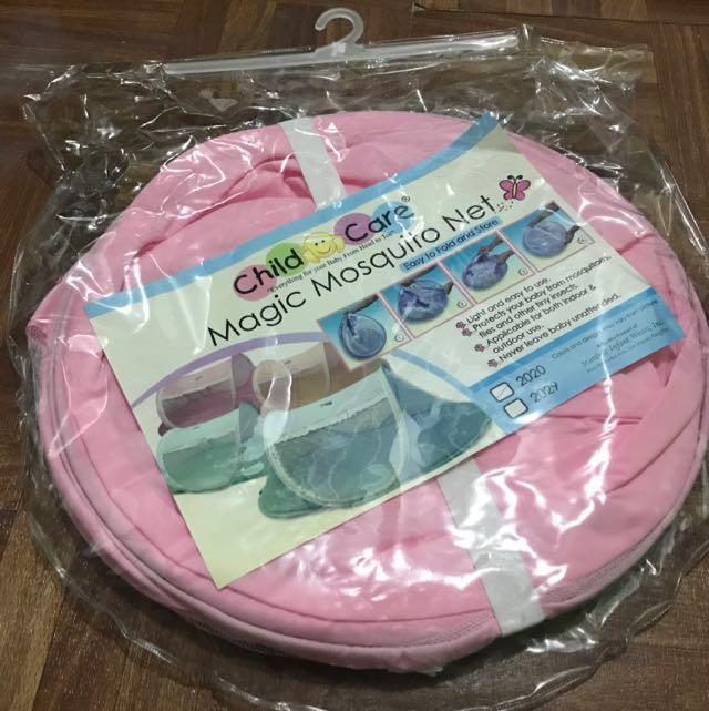 childcare baby mosquito net