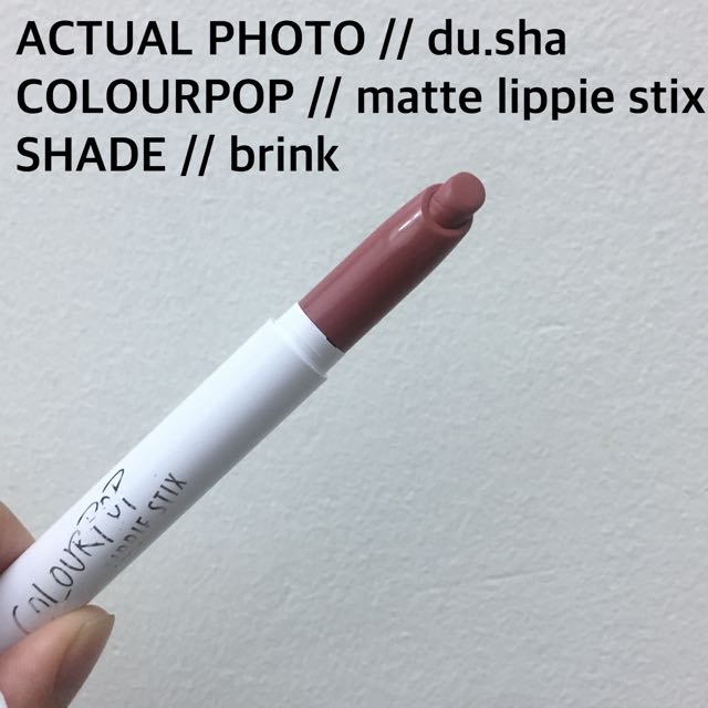 Colourpop Matte Lippie Stix